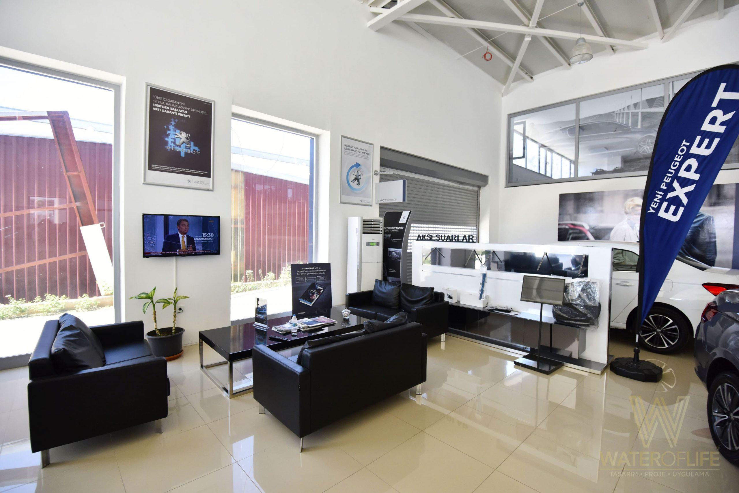 Peugeot Haşim Balaban- Antalya