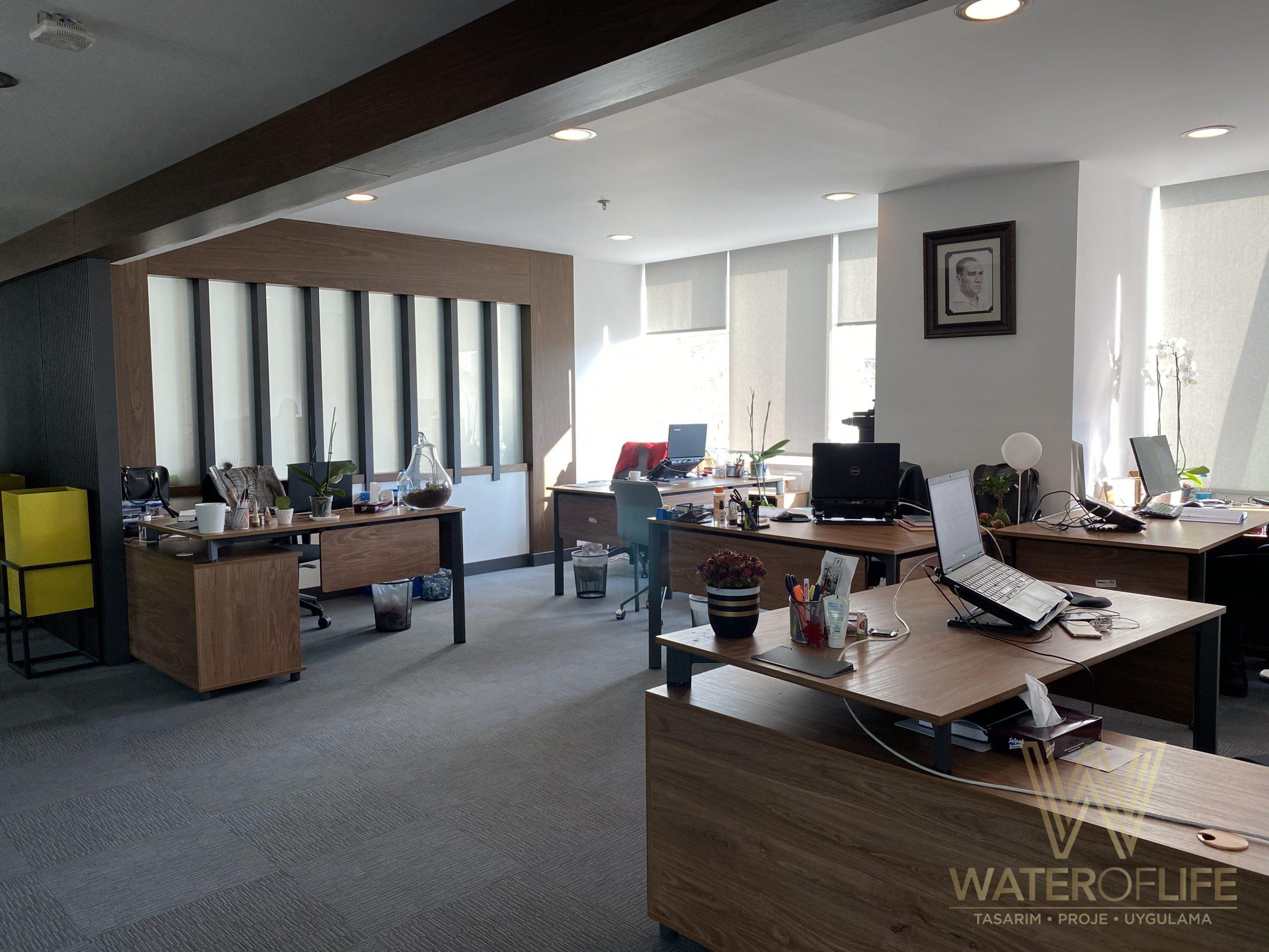 Barut Otel Merkez Ofisi- Antalya